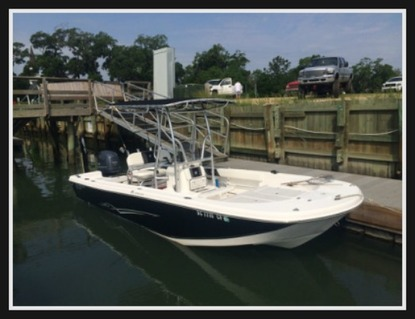 Carolina Skiff Ultra Elite 21' Center console