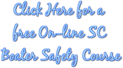 Click Here for a free on-line Boater Safety Course